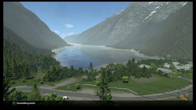 Wunderschöne Landschaften.