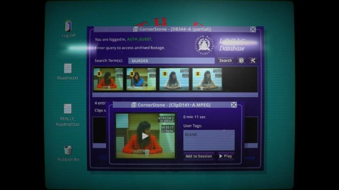 Eine Videodatenbank mit vielen Tags.