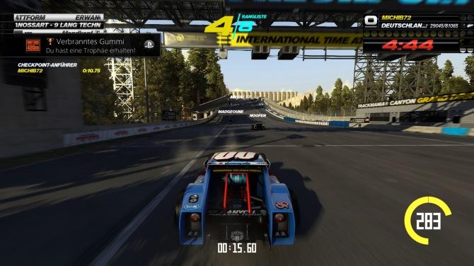 Multiplayer online: wer die Strecke kennt...