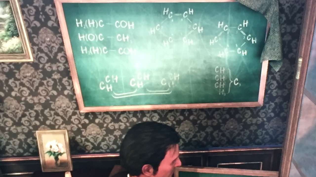 Sherlock der Chemiker